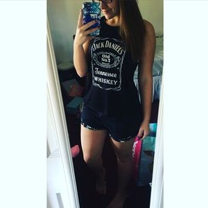 Used, Jack Daniels High Neck TankBoutique for sale
